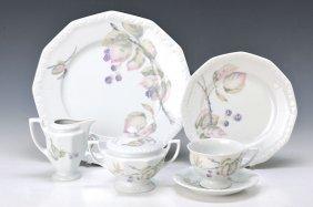 Coffee- And Dinner Set, Rosenthal