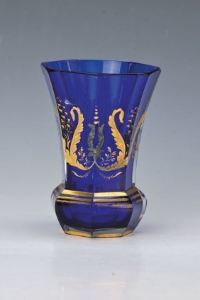 Beaker, Bohemia, Around 1850