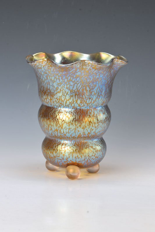vase, Loetz, around 1905-10