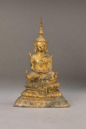 Buddha, Bangkok, Around 1880