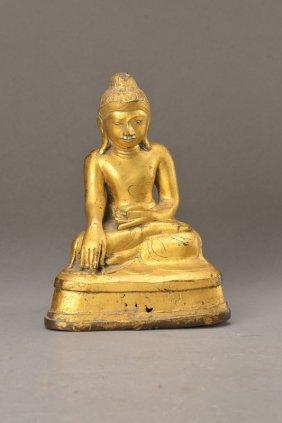 Buddha, Burma, 16th C.