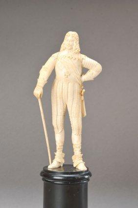 Ivory Sculpture, France