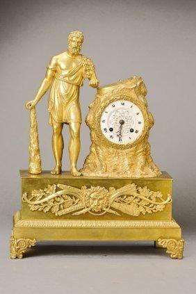 Pendulum With Hercules-crown