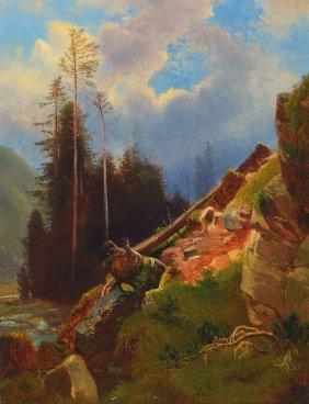Anton Hansch, 1830-1876