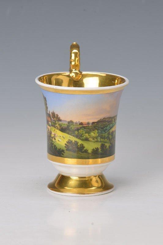 cup, KPM, around 1800