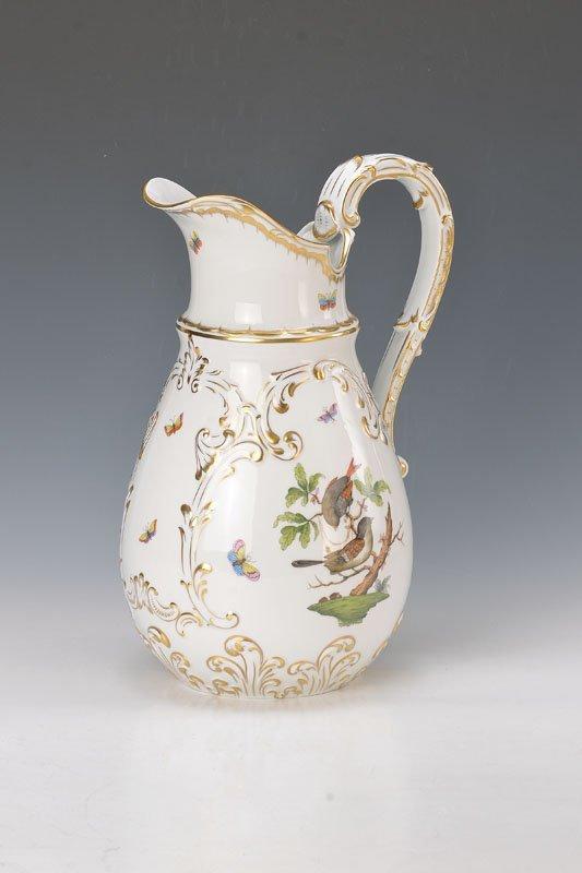 Large jar, Herend, Rothschild