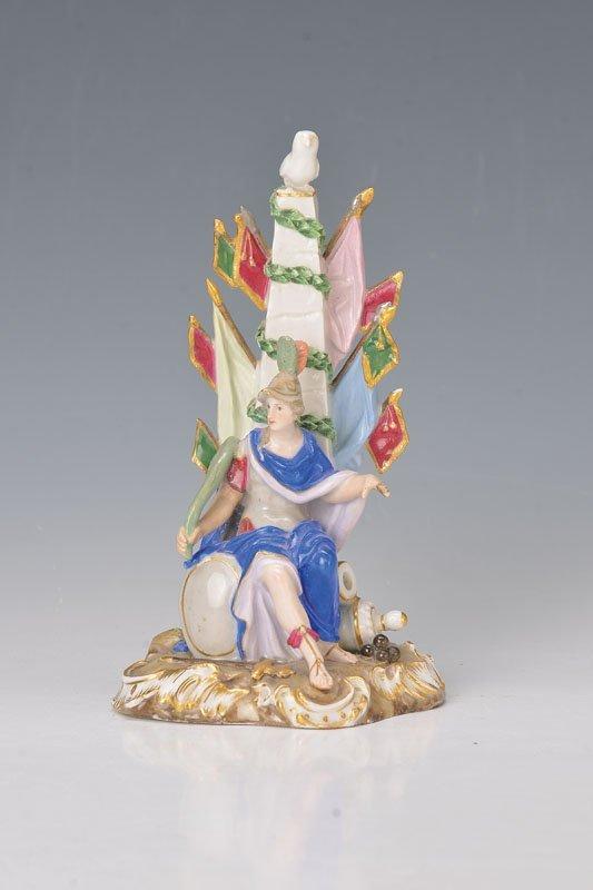 figurine, Meissen, around 1870