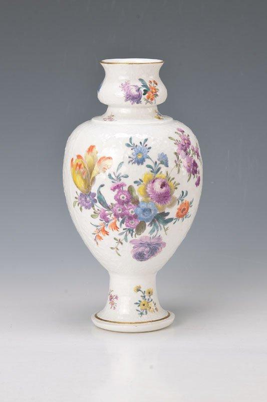 vase, Meissen, around 1735