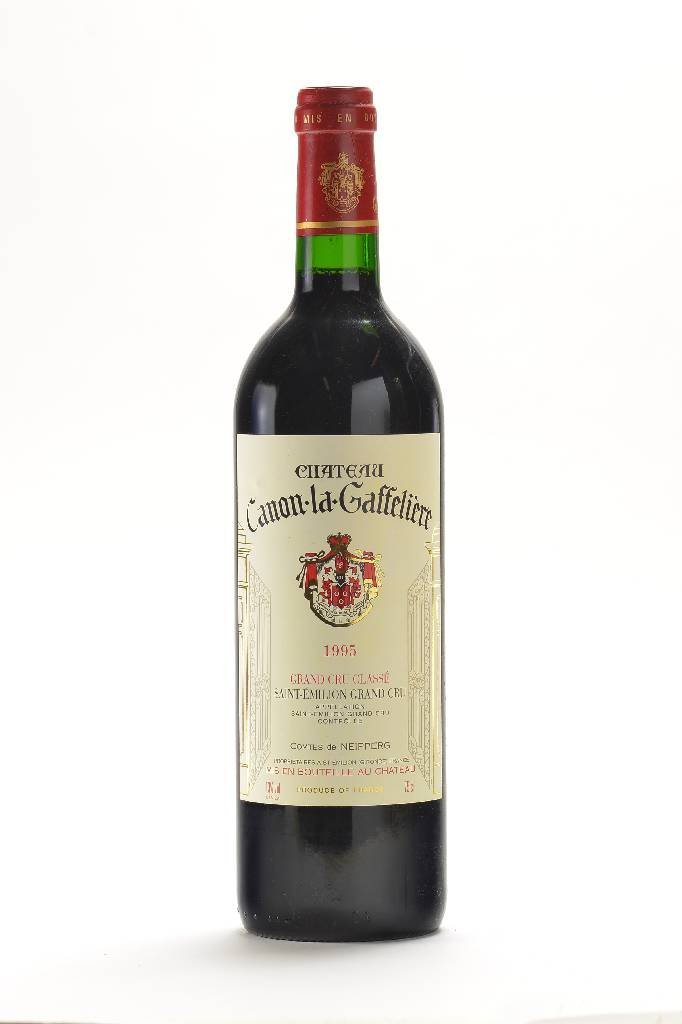 4 bottles of 1982 Bruno Giacosa Barolo