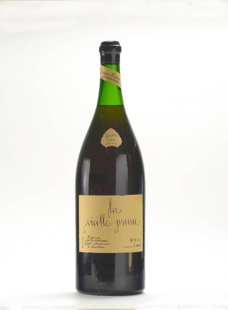 1 double magnum bottles La Vieille Prune Riserva