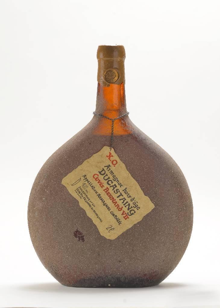 1 bottle of Armagnac hors d'age Cuvee Bernard VII