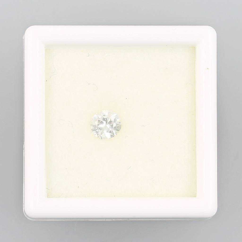Loose old cut diamond, approx. 0.36 ct
