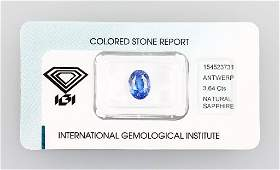 Loose sapphire approx 364 ct