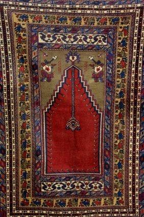 Yahyale 'prayer-rug',
