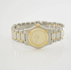 Ebel 1911 Ladies Wristwatch, Switzerland Around 2000