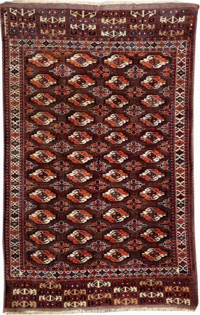 Yomut-igdir 'small Main-carpet',