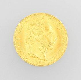 Gold Coin 8 Florin