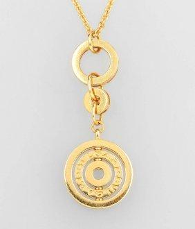 18 Kt Bulgari Gold Necklace
