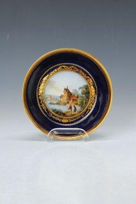 Small Bowl, Meissen