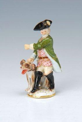 Porcelain Miniature, Meissen