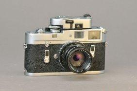 Camera, Leica M4, No. 1209129