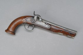 Percussion Pistol, France