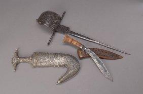 Dagger, Italy, Around 1870