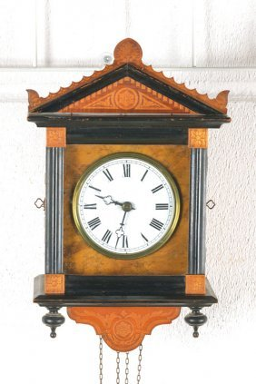 Wall Clock, Black Forest