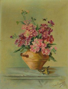 Irene Cappuyns, Dat. 1918