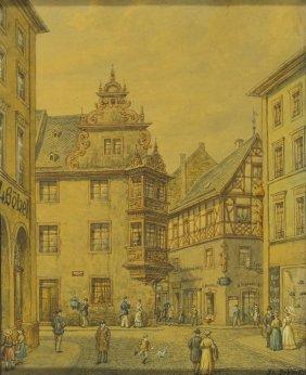 Stefan Schmitt, Main 1872-1924
