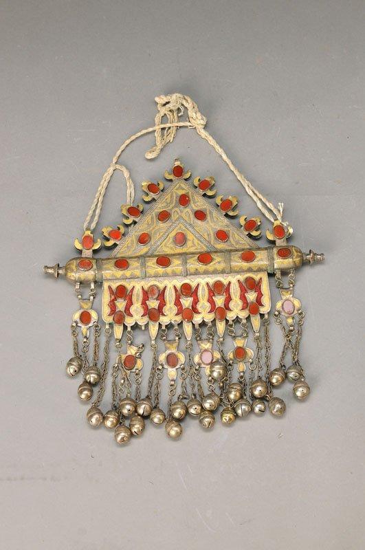 Large amulet, so-called Tumar