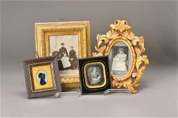 Four portraits, german