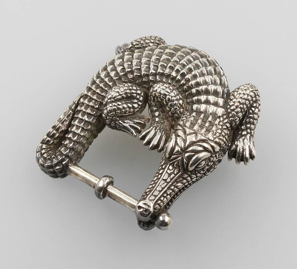 BARRY KIESELSTEIN CORD belt, silver 925