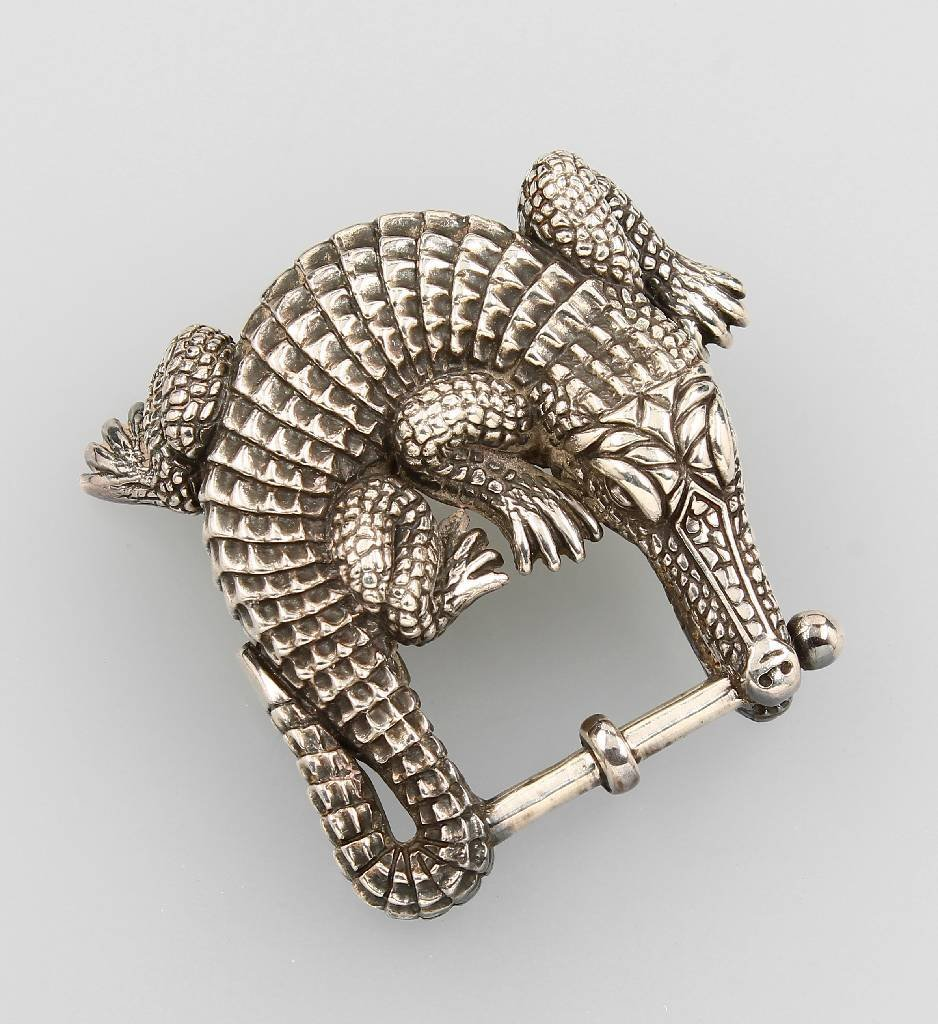 BARRY KIESELSTEIN CORD belt, silver 925 - 2
