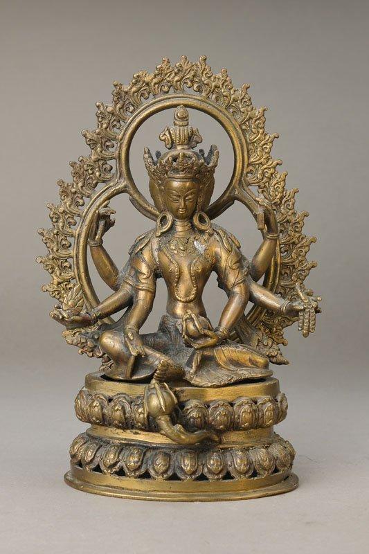 Boddhisattva, Nepal/Tibet