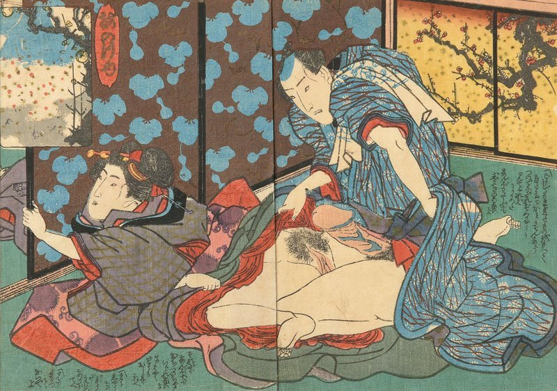 Kunisada Utagawa, 1786-1864