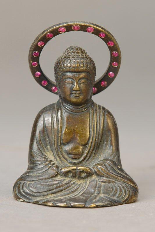 Buddha, Japan, around 1880