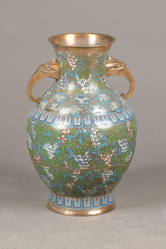 Large vase, Japan