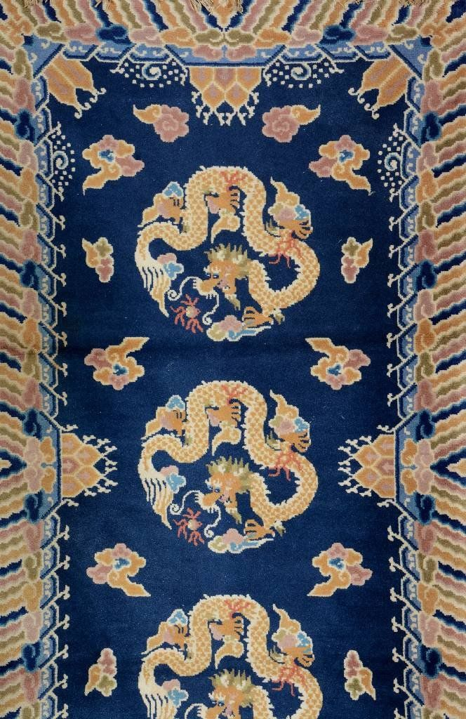 Chinese Dragon Rug,