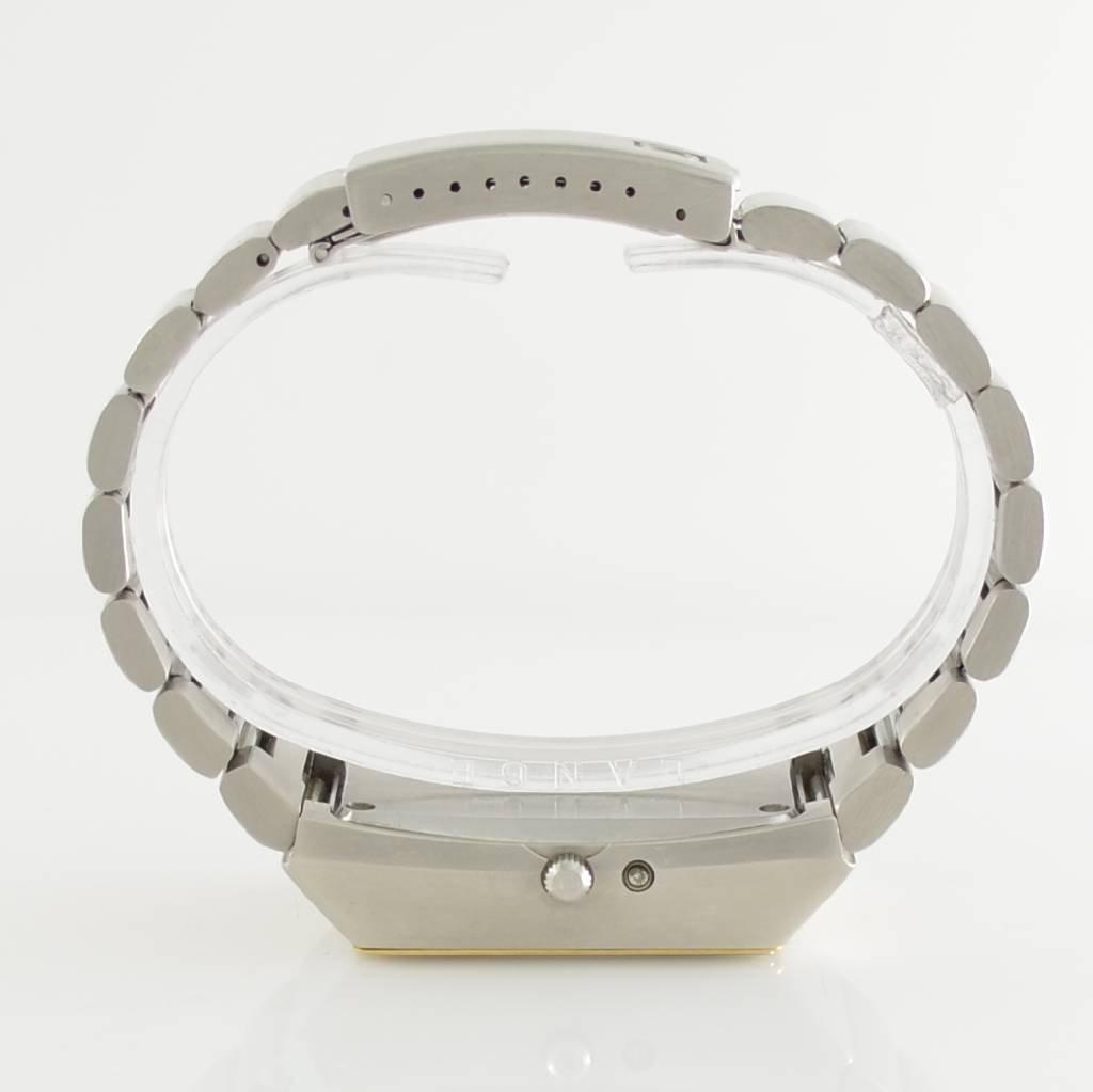 OMEGA marine chronometer gents wristwatch - 4