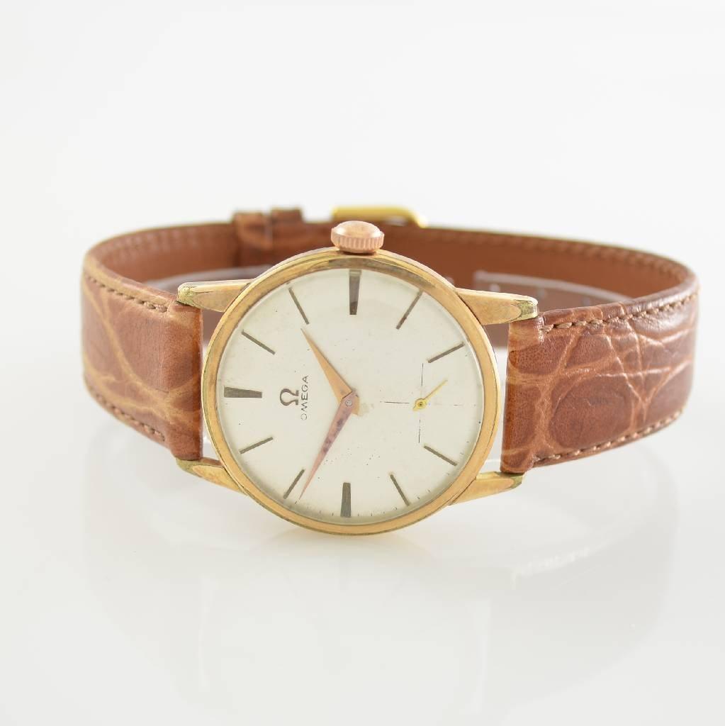 OMEGA gents wristwatch, Switzerland around 1961