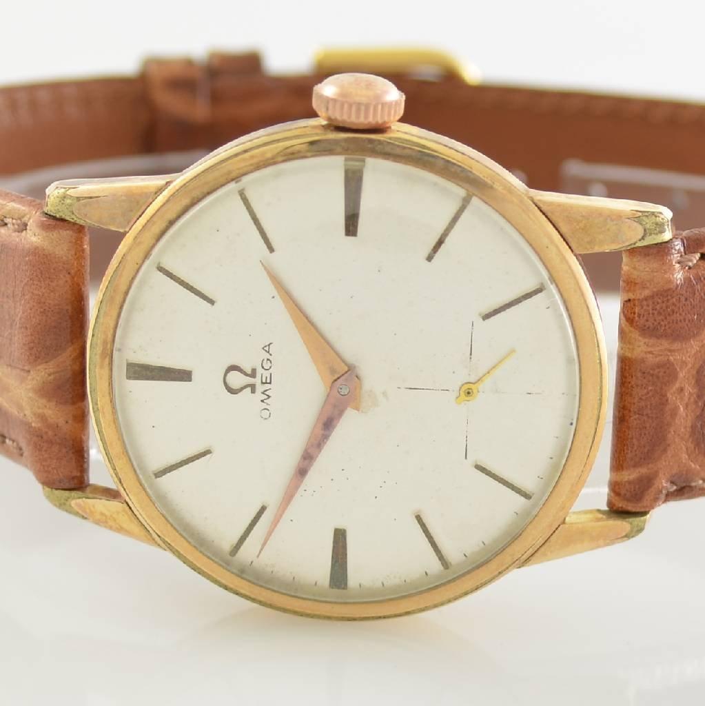 OMEGA gents wristwatch, Switzerland around 1961 - 2