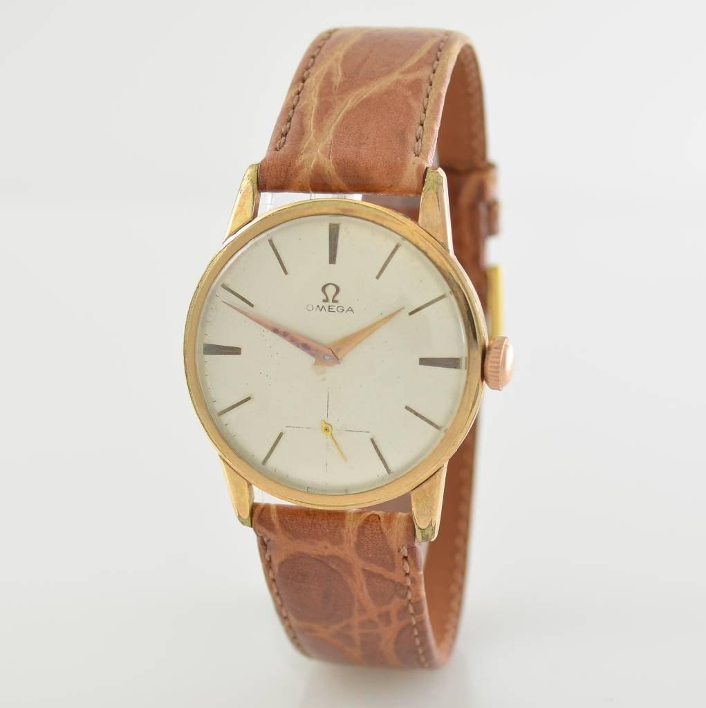 OMEGA gents wristwatch, Switzerland around 1961 - 3