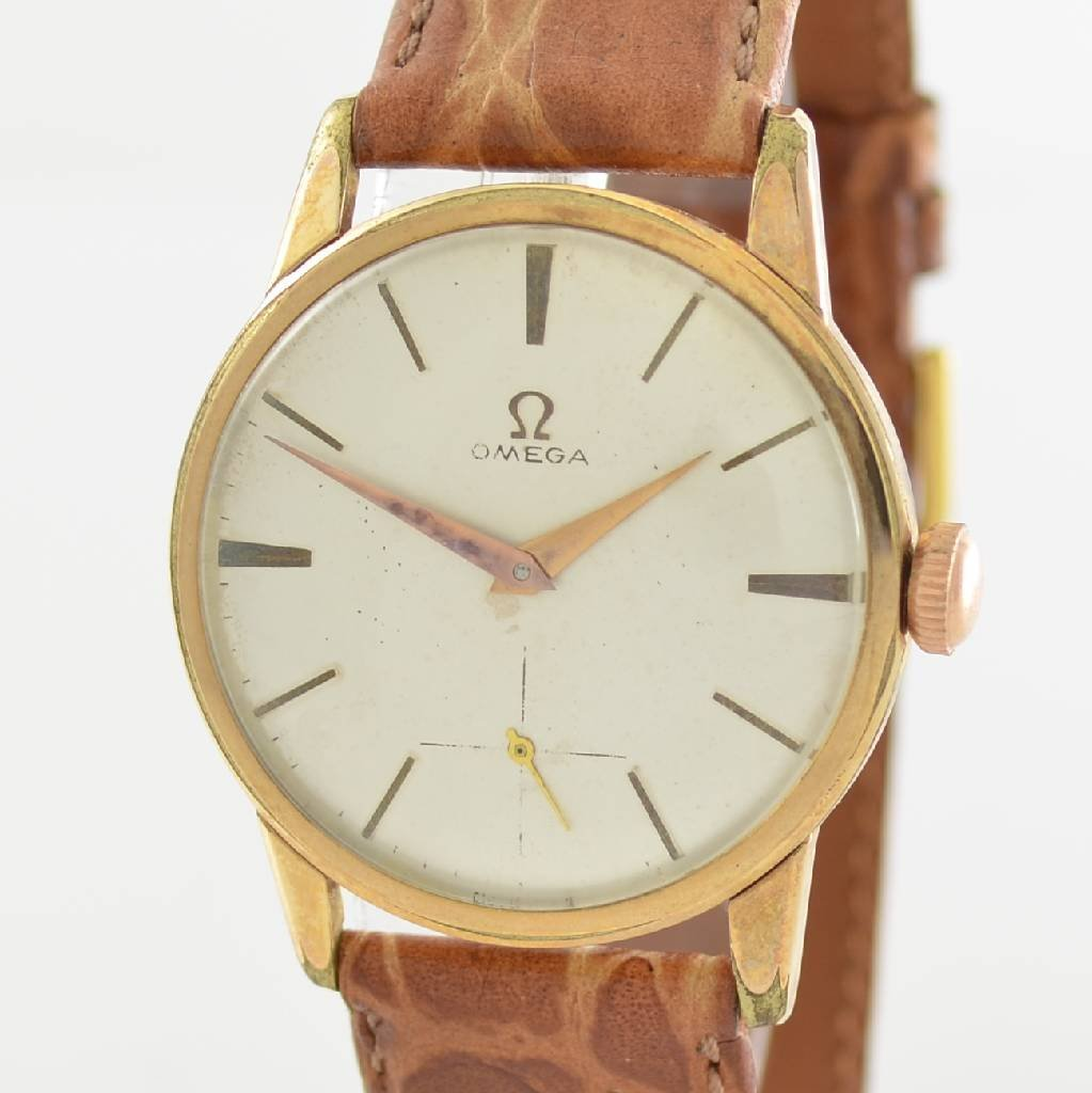 OMEGA gents wristwatch, Switzerland around 1961 - 4