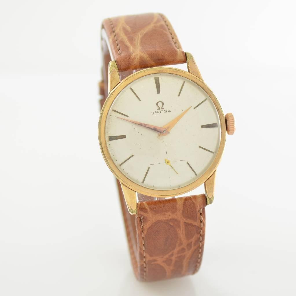 OMEGA gents wristwatch, Switzerland around 1961 - 5