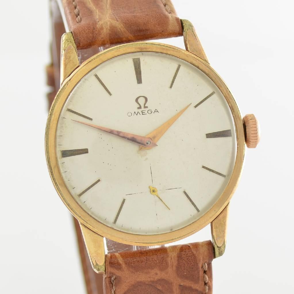 OMEGA gents wristwatch, Switzerland around 1961 - 6