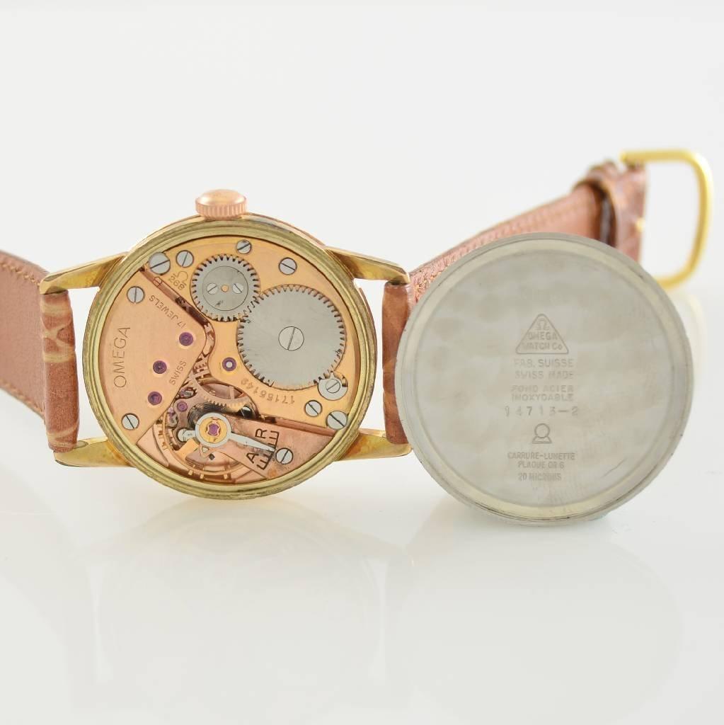 OMEGA gents wristwatch, Switzerland around 1961 - 7
