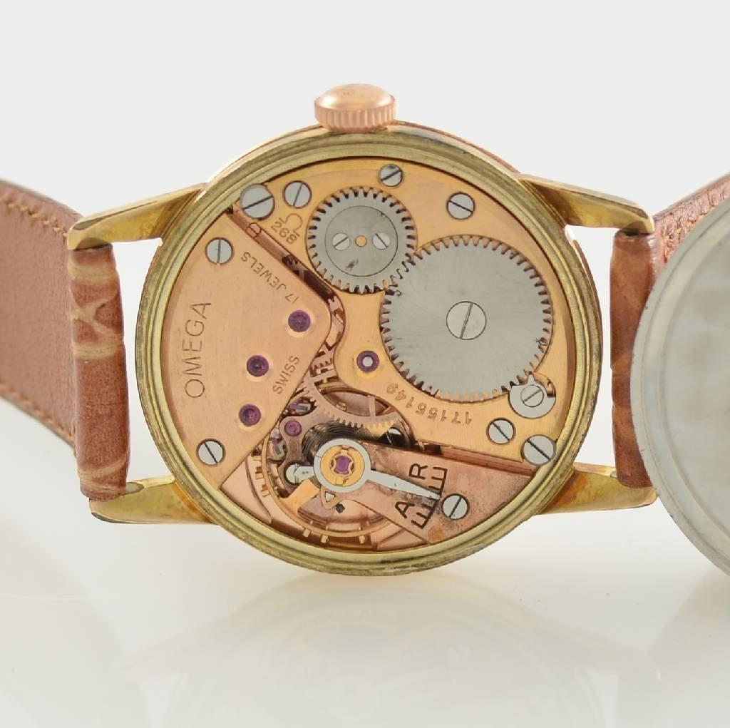 OMEGA gents wristwatch, Switzerland around 1961 - 8