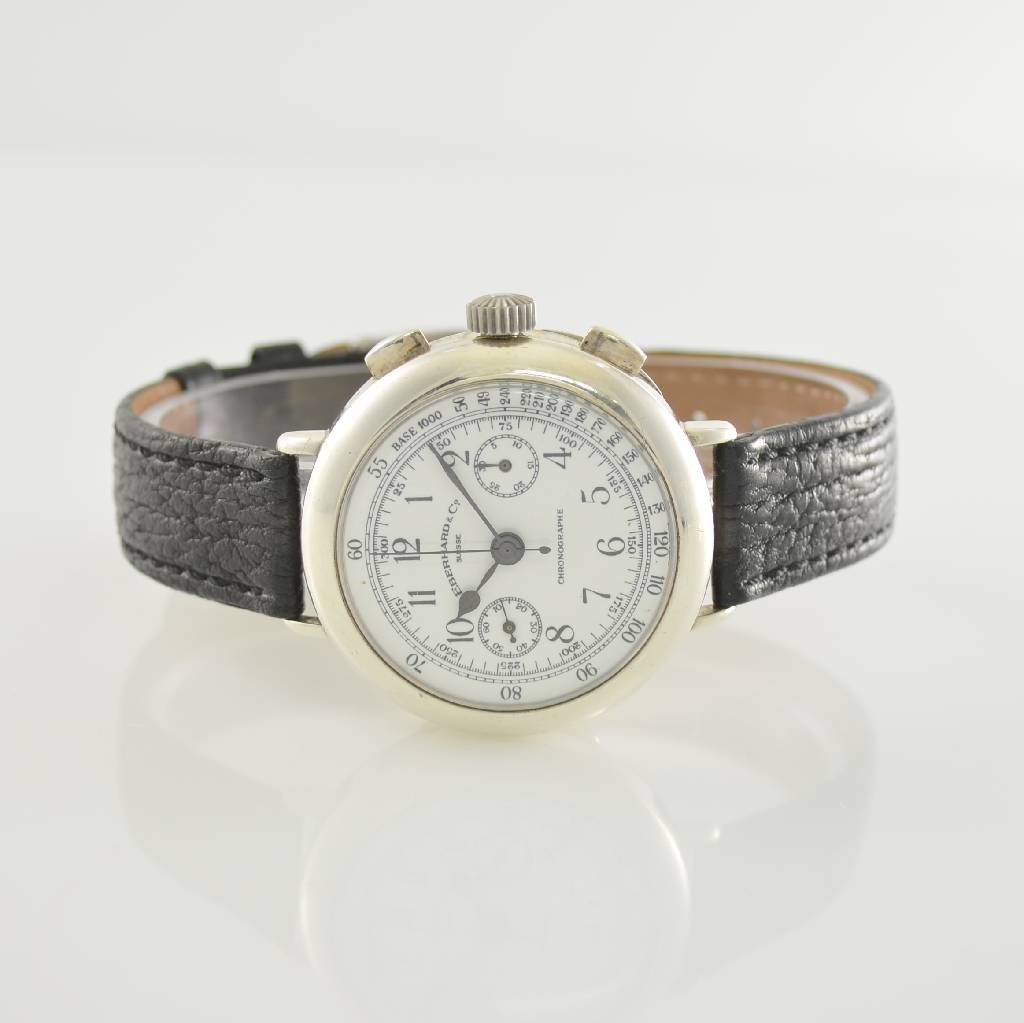 EBERHARD & Co. gents wristwatch with chronograph