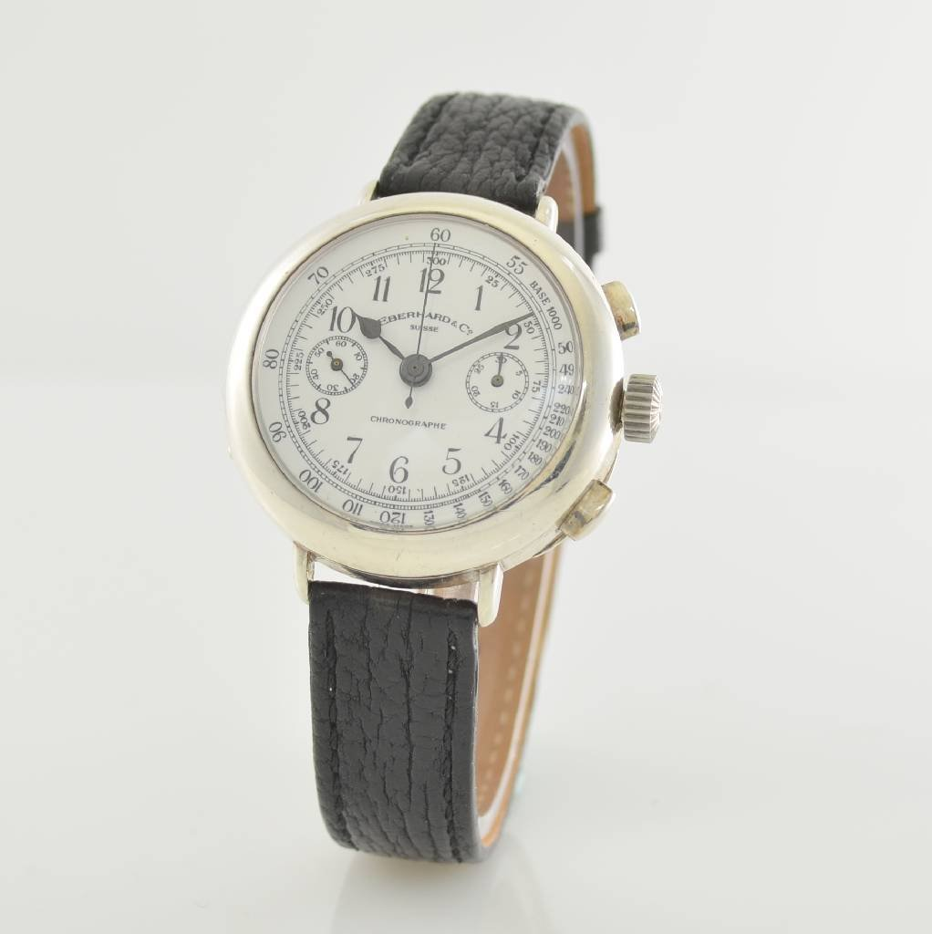 EBERHARD & Co. gents wristwatch with chronograph - 3